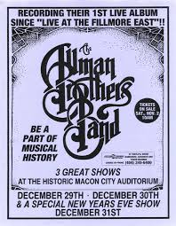 allman brothers band poster music that moves me pinterest