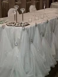 How To Make A Table Skirt by How To Make A Portable Wedding Backdrop Frame With Pvc Piping