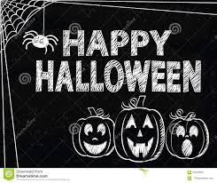 halloween spiderweds background happy halloween with jack o u0027lanterns and spider webs stock