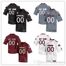 154 Best Gamecocks Images On Custom South Carolina Gamecocks College Football Limited White