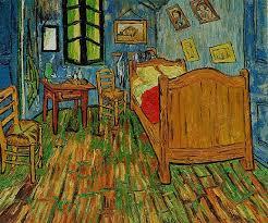 the bedroom van gogh van gogh the bedroom painting photos and video