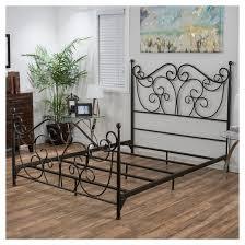 Target Metal Bed Frame Target Bed Frame Design It Together