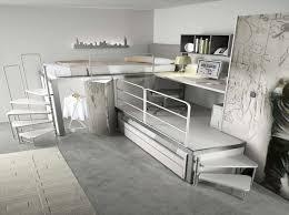 chambre ado fille lit lit mezzanine ado luxury chambre ado fille avec lit mezzanine