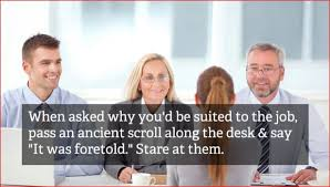 Job Interview Meme - job interview tips album on imgur