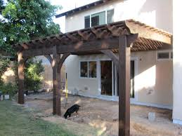 Attached Pergola Kits by 25 Homeowners Diy Arbors Pergolas Pavilions Deck U0026 Swing