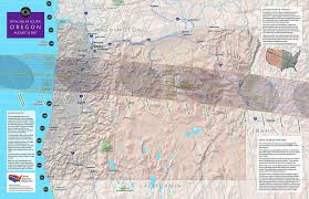 oregon 2017 state map total solar eclipse of aug 21 2017