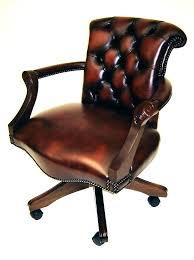 fauteuil bureau en cuir chaise de bureau cuir chaise bureau cuir actonnant fauteuil bureau