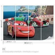 cars giant wall mural by homewallmurals disney cars giant wall mural by homewallmurals