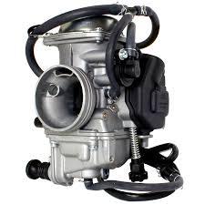 amazon com caltric carburetor fits honda 350 rancher trx350te