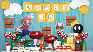 mario party supplies mario bros party supplies decorations birthday in a box