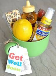 feel better care package the get well soon package college care package ideas college