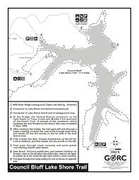 Castlewood State Park Trail Map by Do It In The Dirt With Alpine Shop