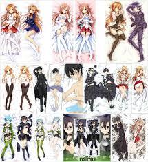 wholesale pillow case japan anime sao sword art online asuna