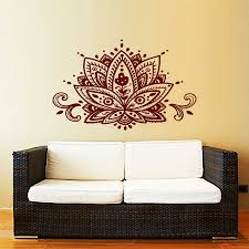 Wall Decals Mandala Ornament Indian by Online Get Cheap Moroccan Wall Decals Aliexpress Com Alibaba Group