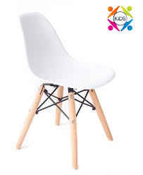 Replica Eames Children Dsw Chair For Kids Under 1 2m White