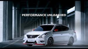 Nissan Almera Nismo Interior Nissan Almera Nismo Performance Unleashed Youtube