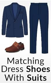matching shoes for him and matching dress shoes and suits how to match a shoe with any suit