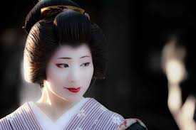 geisha geiko which have been working in japan with traditionally