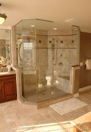 Master Bathroom Floor Plans With Walk In Shower by Master Bath Remodel Covedale Oh