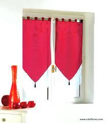 rideaux de cuisine rideaux de cuisine quel tissu pour rideau cuisine
