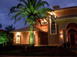 exterior house lighting design
