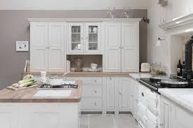 cuisine bois blanche étourdissant cuisine bois blanchi avec cuisine moderne collection