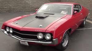 Ford Muscle Cars - 1970 ford torino cobra 429 cobra jet muscle car youtube