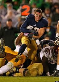 Notre Dame Football Memes - notre dame running back cam mcdaniel is the most photogenic man in