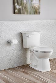 Eljer One Piece Toilet Parts American Standard Press New Acticlean Toilet From American