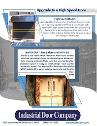 Overhead Door Heaters Winter Weather Tip Sheet