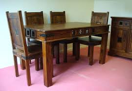Jali Dining Table And Chairs Wood Dining Table Sets Best Dining Table Ideas