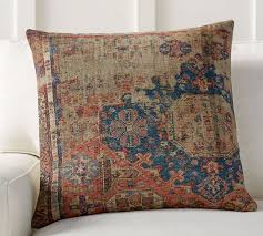 navin print pillow cover pottery barn
