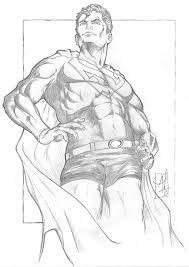 drawing superman superman comic vine