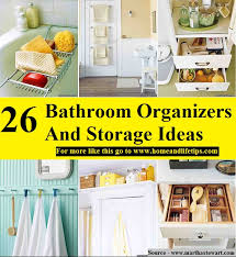 26 great bathroom storage ideas 28 26 great bathroom storage ideas creative small bathroom