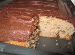 spice cake and chocolate frosting gladys u0027 recipe just a pinch