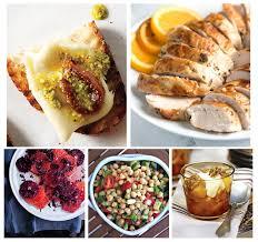 Mediterranean Style Food - thanksgiving dinner menu mediterranean style thanksgiving com