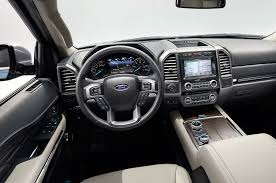 ford land rover interior video first look u2013 ford reveals all new 2018 expedition