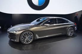exclusive future car rendering 2016 bmw vision future luxury concept