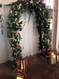 wedding arches definition weddings forget me not florist