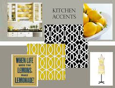 Gray And Yellow Kitchen Decor - 14 best yellow props and styling images on pinterest home