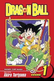 official website dragon ball manga