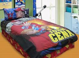 Wwe Bedding John Cena U2013 Wwe 123 Comforter Twin 4pcs Set Review And Buy In