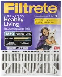 Filtrete Healthy Living Ultra Allergen Reduction Ac Furnace Air Amazon Com Filtrete 4