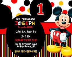 mickey mouse birthday invitations mickey mouse invitation plastic mickey mouse mickey mouse