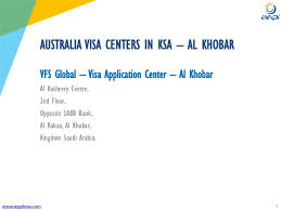 visa requirements saudi arabia to australia study