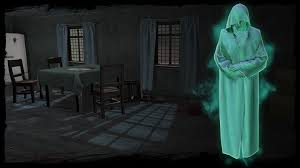 haunted rooms escape vr game unity connect