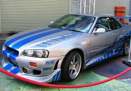 nissan skyline 2001 image nissan skyline gt r r34 from 2f2f jpg the fast and the