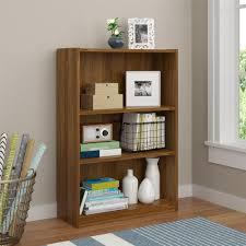 sauder premier 5 shelf composite wood bookcase altra furniture core bank alder open bookcase 9424301pcom the