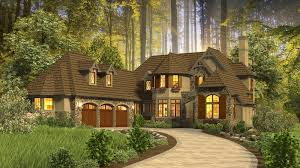 Storybook Floor Plans Mascord House Plan 2470 The Rivendell Manor