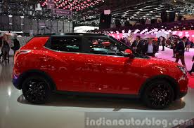 renault usa ssangyong to use u0027long body tivoli model u0027 to advance into us